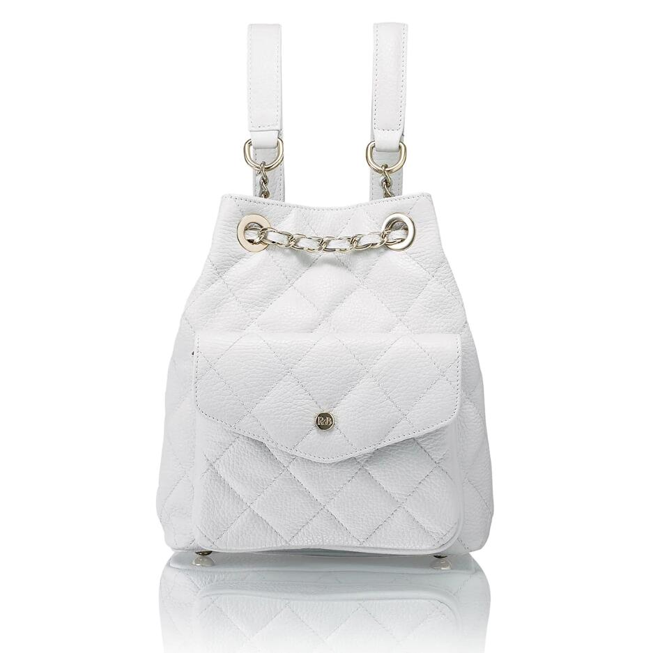 Russell And Bromley QUILT PACK Quilted Mini Backpack
