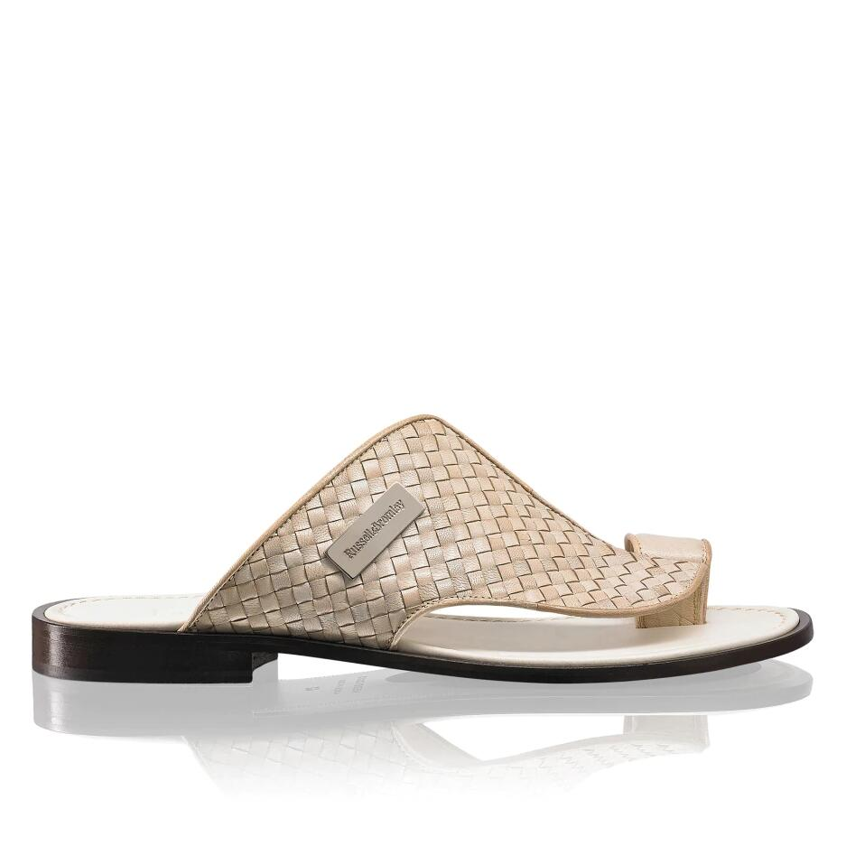 Russell and Bromley ARABIAN Toe-Post Sandal