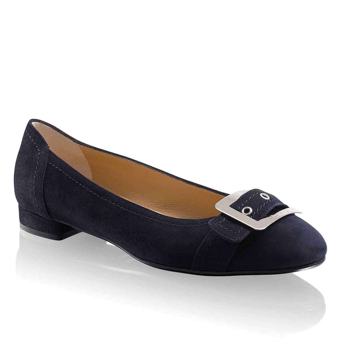 Russell And Bromley BLACKBELT Buckle Flat
