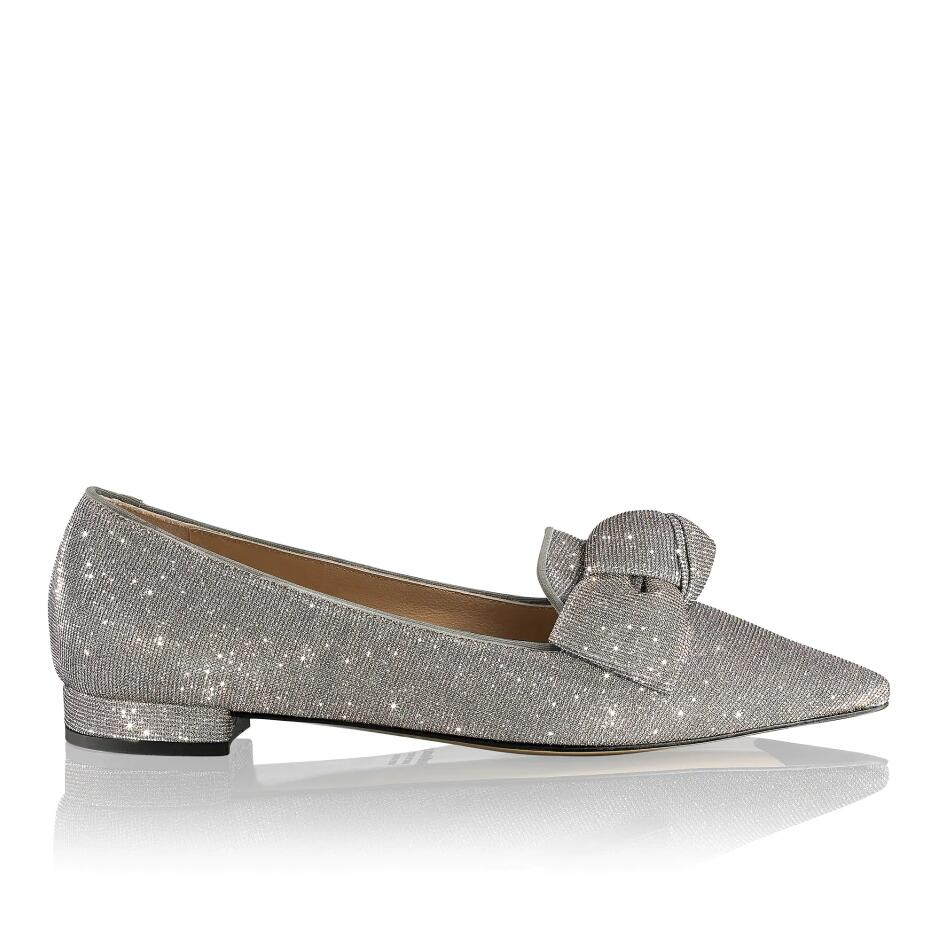 Russell And Bromley PARIS Pointed Bow Flat