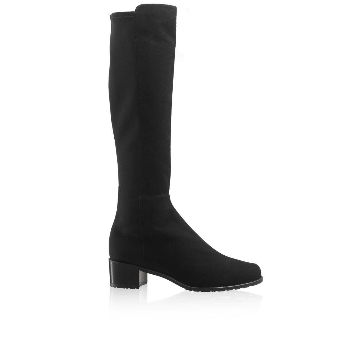 Russell And Bromley HALFNHALF Stretch Knee-High Boot