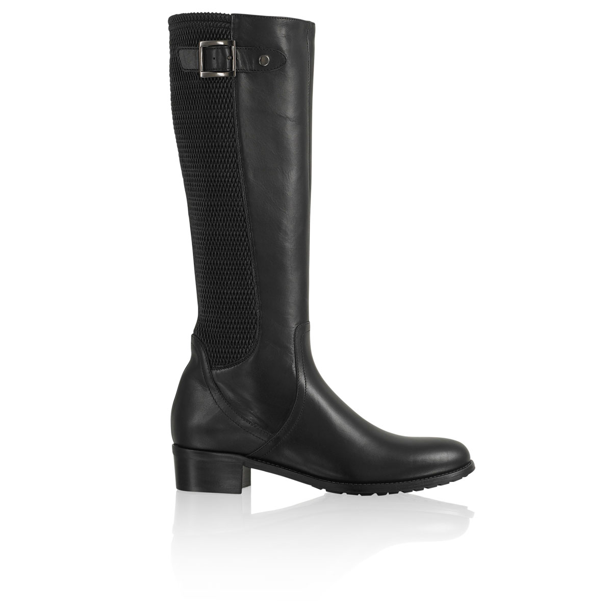 Russell And Bromley OMNI-DRY Stretch Riding Boot