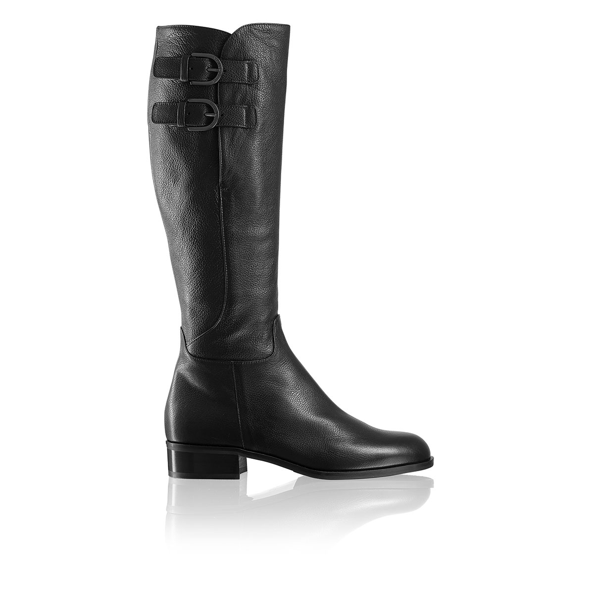 Russell And Bromley GOODWOOD Double Buckle Riding Boot