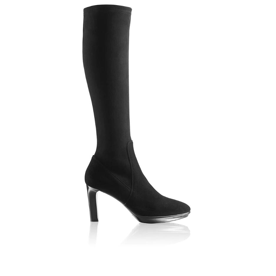 Russell And Bromley HI AND DRY Stretch Suede Long Boot
